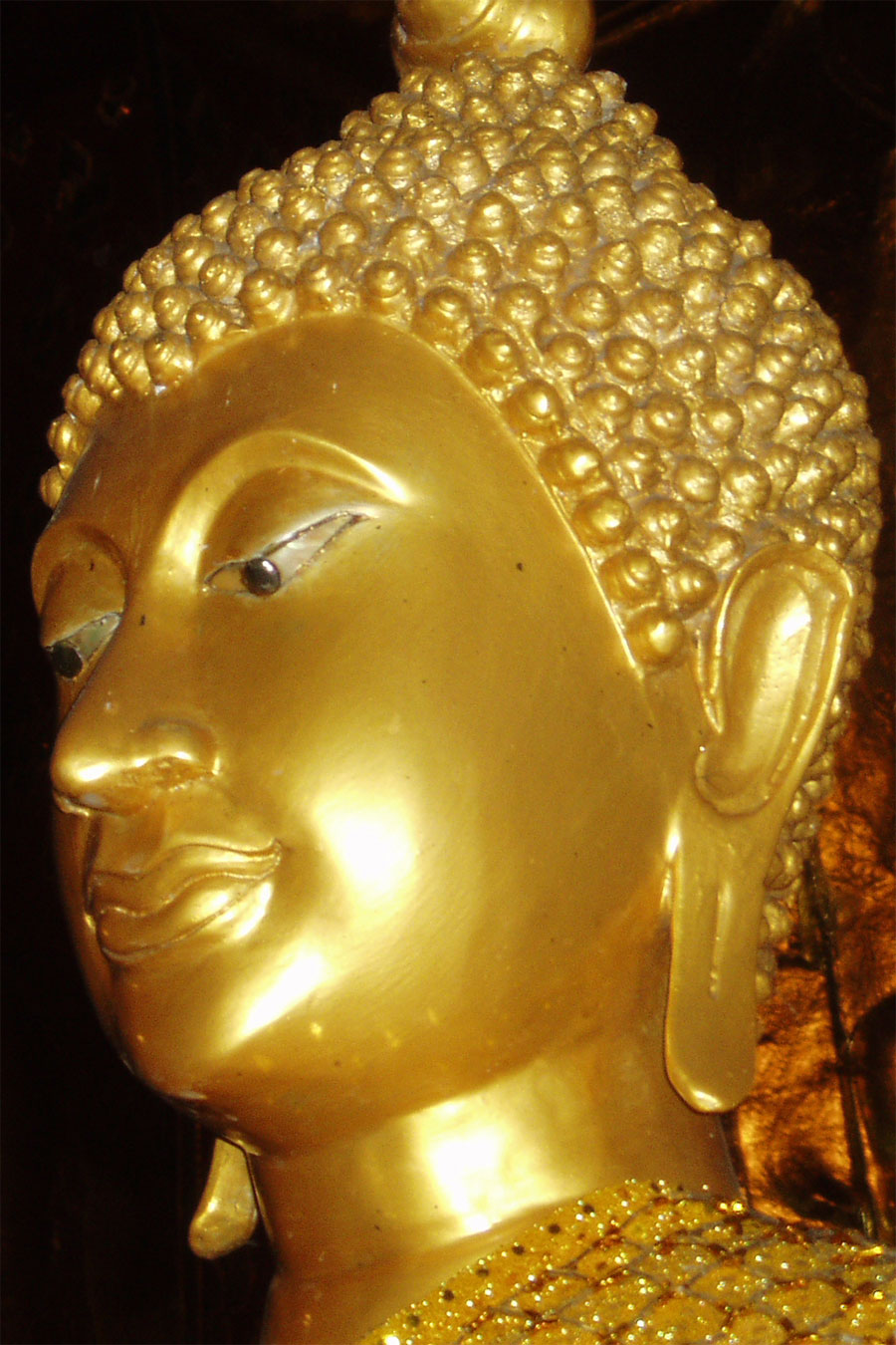 Picture of Golden Buddha